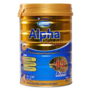 Sữa Dielac Alpha Gold Step 4