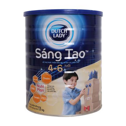 Sữa Dutch Lady Sáng Tạo