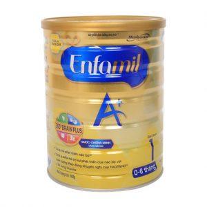 Sữa Enfamil A+ 1 360 Brain Plus