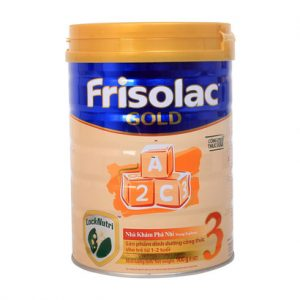 Sữa Frisolac Gold Số 3