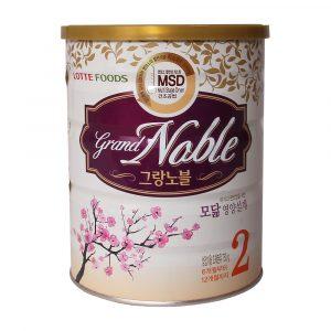 Sữa Grand Noble Số 2
