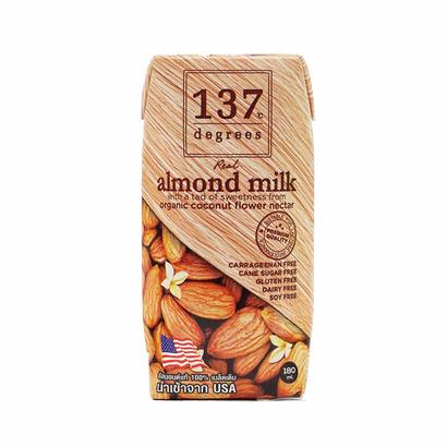Sữa Hạt Hạnh Nhân 137 Degrees Truyền Thống 180ml