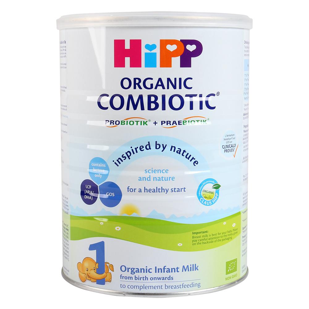 Sữa HiPP Combiotic Organic Số 1