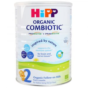 Sữa HiPP Combiotic Organic Số 2