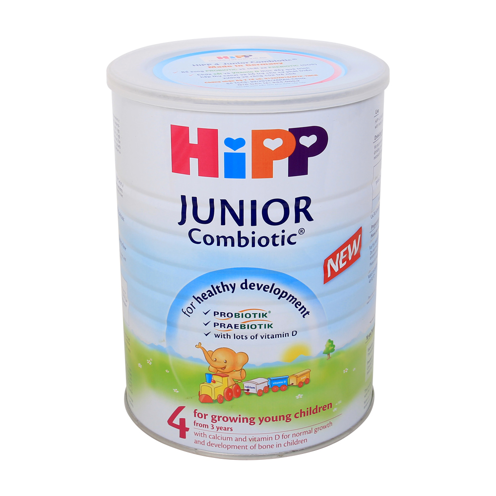 Sữa HiPP Combiotic Organic Số 4