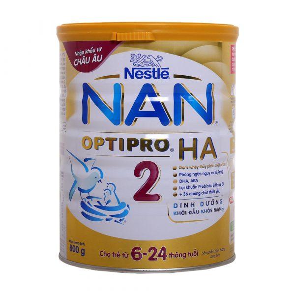 Sữa Nan HA số 2