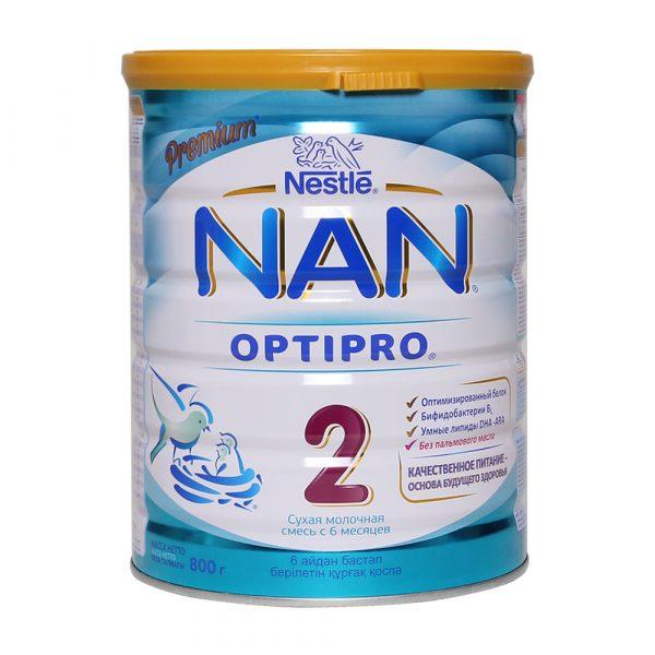 Sữa Nan Nga Số 2