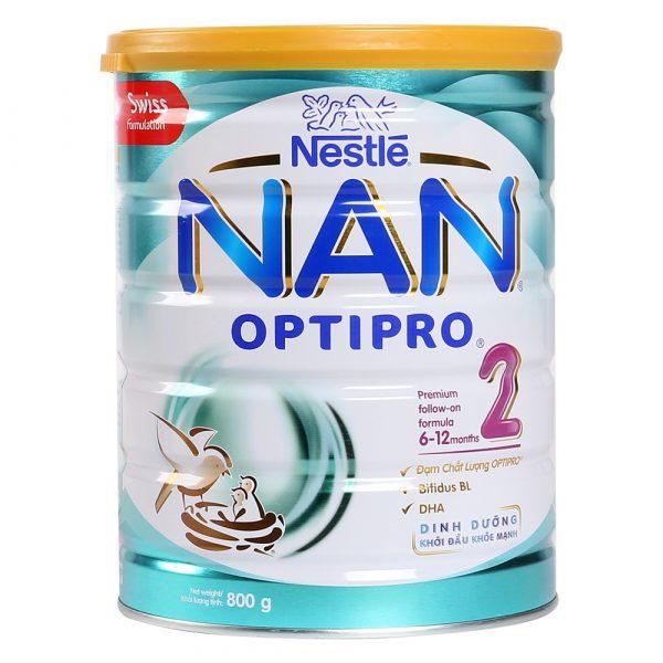 Sữa Nan Optipro Số 2