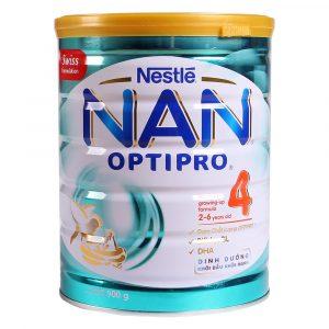 Sữa Nan Optipro số 4