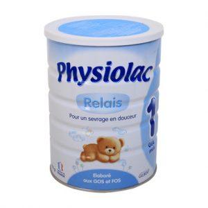 Sữa Physiolac Relais Số 1