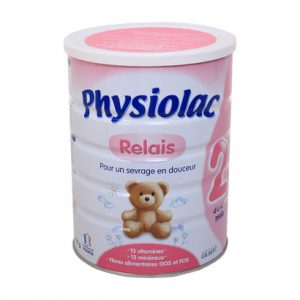 Sữa PhysiolacRelais số 2