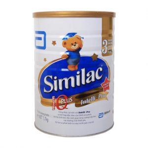 Sữa Similac IQ Plus Intelli Pro Số 3