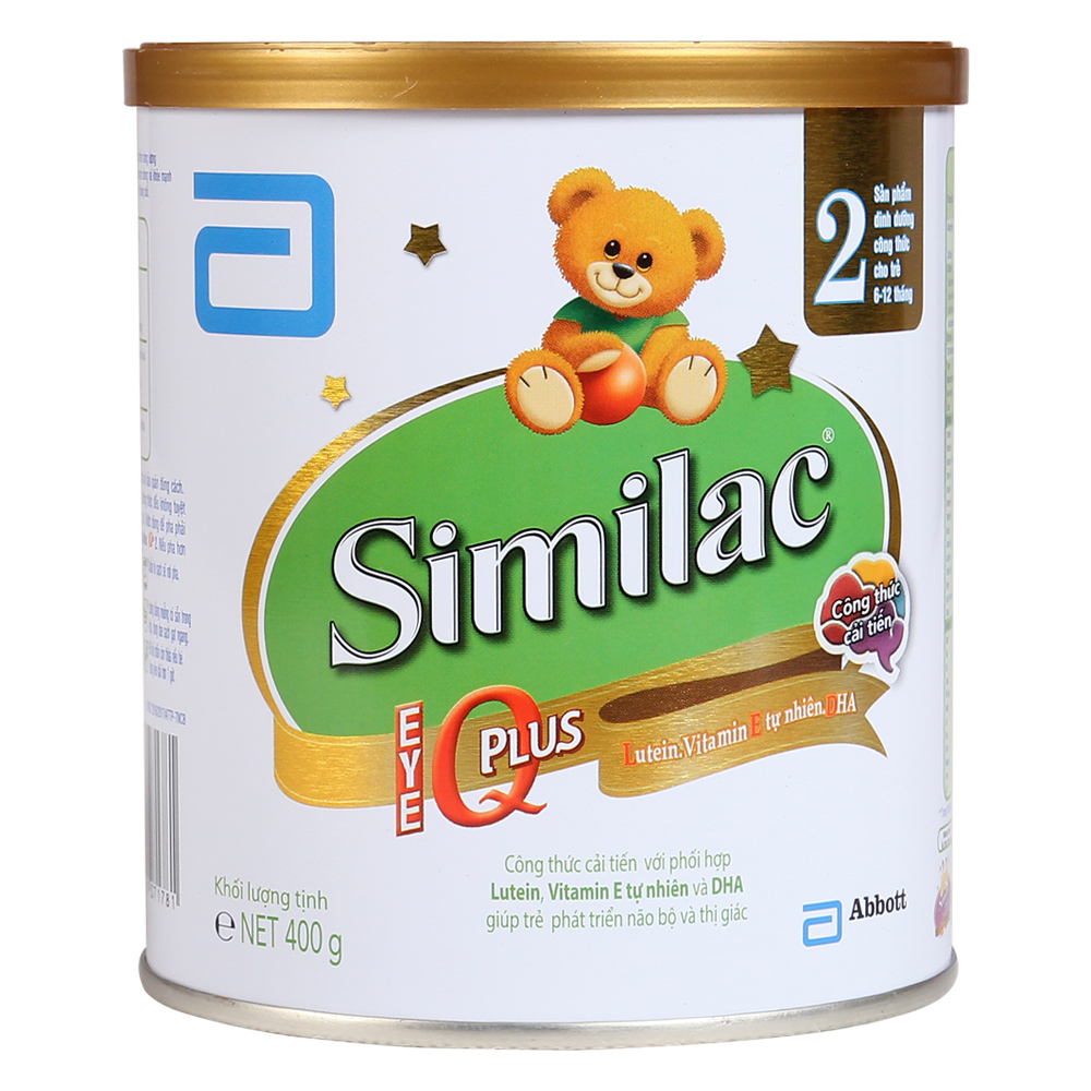 Sữa Similac IQ Plus Số 2