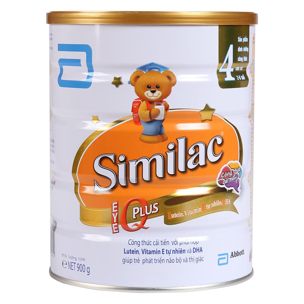 Sữa Similac IQ Plus Số 4