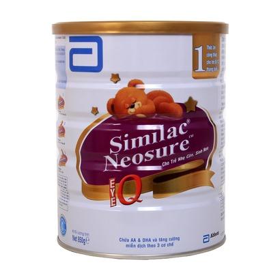 Sữa Similac Neosure Số 1