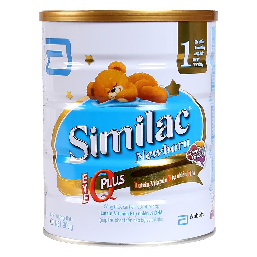 Sữa Similac Newborn IQ Plus Số 1