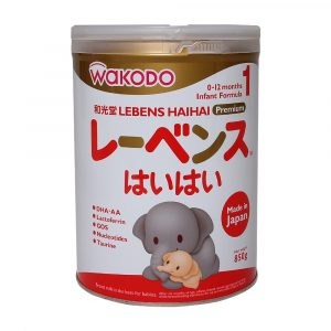 Sữa Wakodo Lebens Haihai Số 1