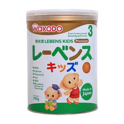 Sữa Wakodo Lebens Kids Số 3