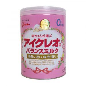 sữa Glico Icreo số 0