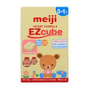 sua-meiji_1Sữa Meiji Infant Formula EZcube
