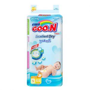 Bỉm - Tã dán Goon Renew Slim size S