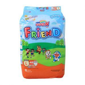 Bỉm - Tã quần Goon Friend size L