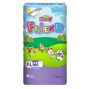 Bỉm - Tã quần Goon Friend size XL