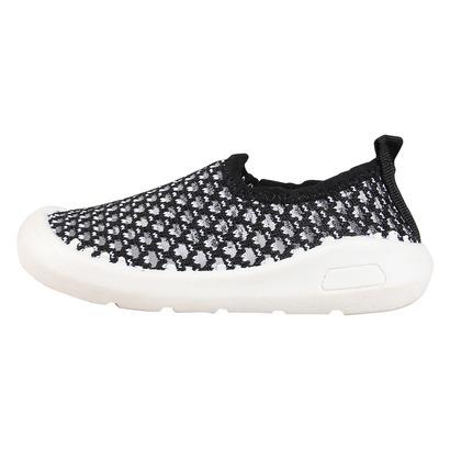 Giày lưới bé gái màu đen